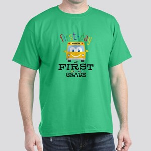 First Grade Dark T-Shirt