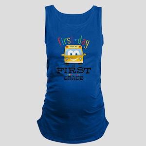 First Grade Maternity Tank Top