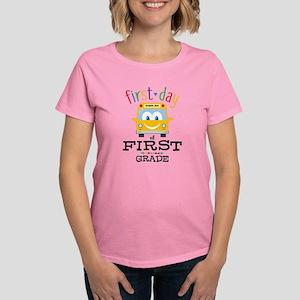 First Grade Women's Dark T-Shirt