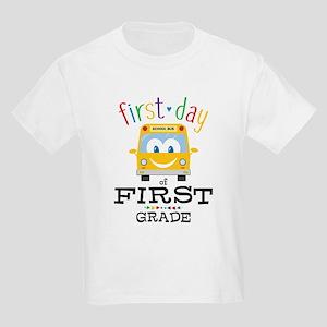 First Grade Kids Light T-Shirt