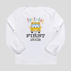 First Grade Long Sleeve Infant T-Shirt