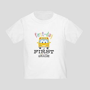 First Grade Toddler T-Shirt