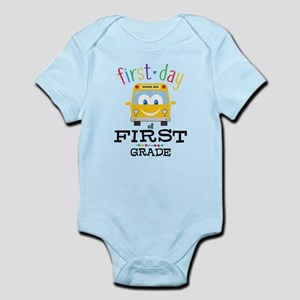 First Grade Infant Bodysuit
