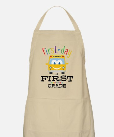 First Grade Apron