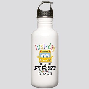 First Grade Stainless Water Bottle 1.0L