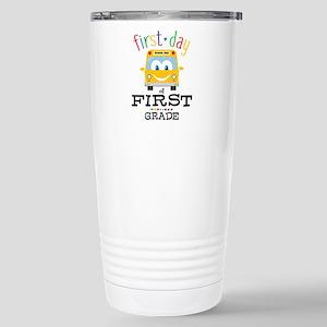 First Grade Stainless Steel Travel Mug