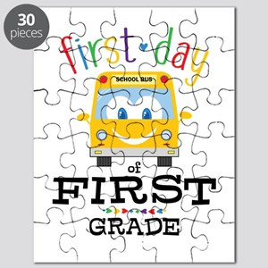 First Grade Puzzle