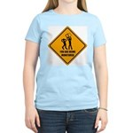 You Are Being Monitored Women's Light T-Shirt
