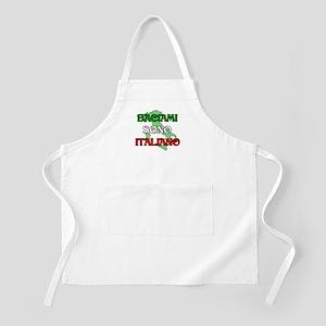 Baciami Sono Italiano (Kiss Me I'm Italian) BBQ Ap