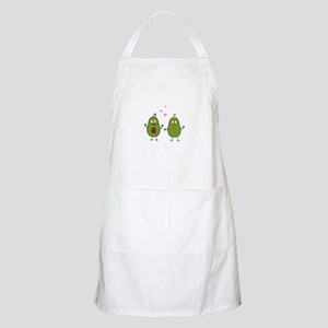 Avocados in love Apron