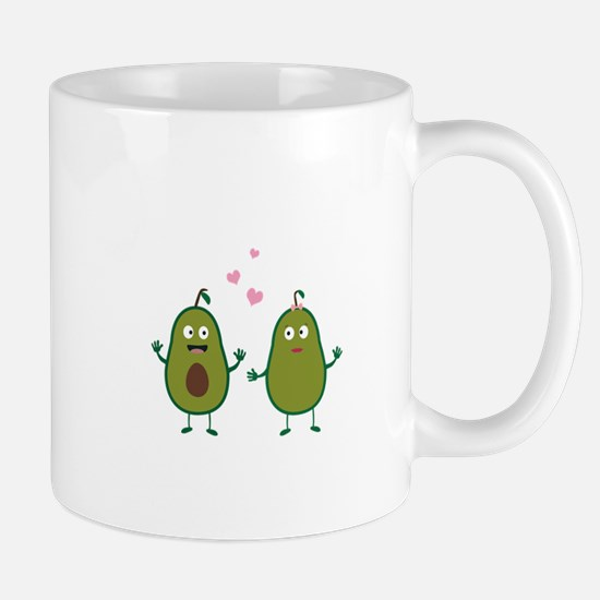 Avocados in love Mugs