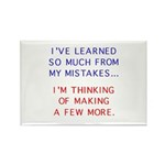 I've Learned So Much From My Rectangle Magnet (10