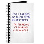 I've Learned So Much From My Journal