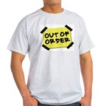 Out of Order Light T-Shirt