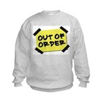 Out of Order Kids Sweatshirt