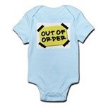 Out of Order Infant Bodysuit