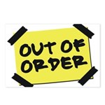 Out of Order Postcards (Package of 8)