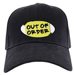 Out of Order Black Cap