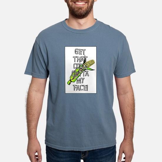 Nacho Libre Corn Womens T Shir T-Shirt