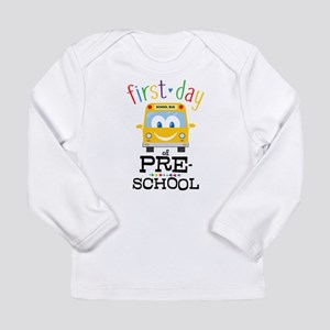 Preschool Long Sleeve Infant T-Shirt