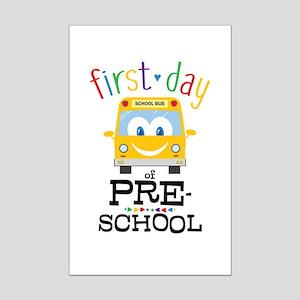 Preschool Mini Poster Print