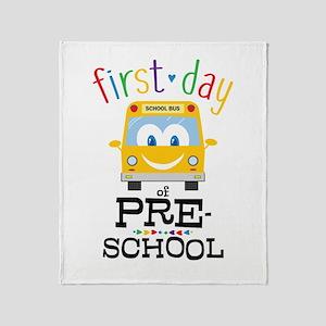 Preschool Throw Blanket