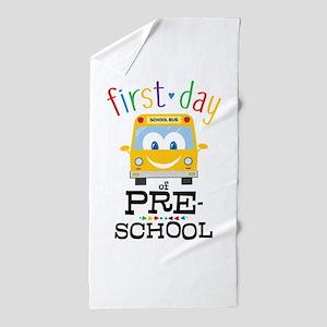 Preschool Beach Towel