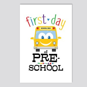 Preschool Postcards (Package of 8)