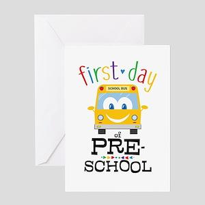 Preschool Greeting Card