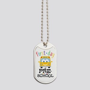 Preschool Dog Tags