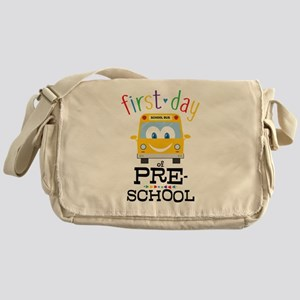 Preschool Messenger Bag
