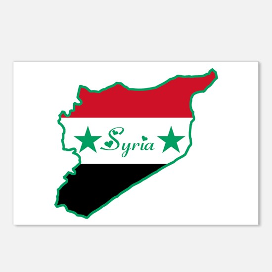 Cool Syria Postcards (Package of 8)