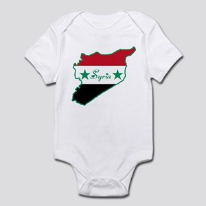 Cool Syria Infant Bodysuit