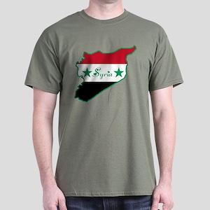 Cool Syria Dark T-Shirt