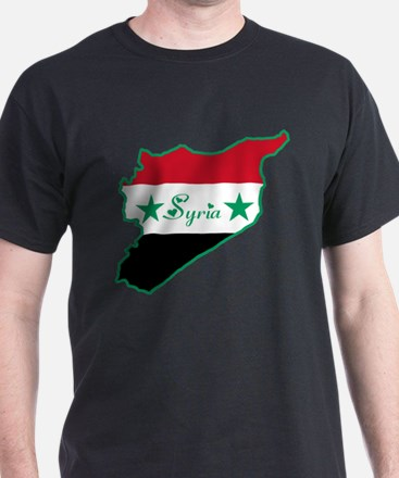 Cool Syria T-Shirt