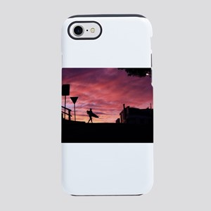 Dawn Surfer Stroll iPhone 8/7 Tough Case