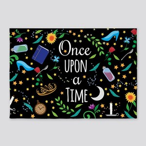 Once Upon a Time 2 5'x7'Area Rug