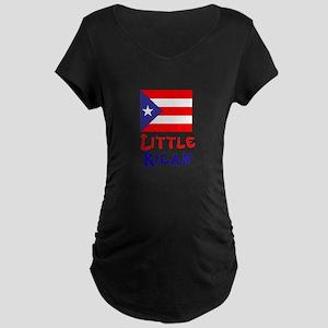 Little Rican Maternity T-Shirt