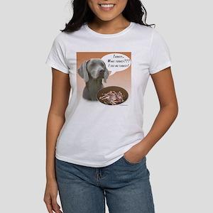 Weimaraner Turkey Women's T-Shirt