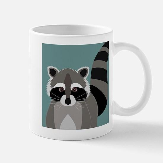 Raccoon Rascal Mugs