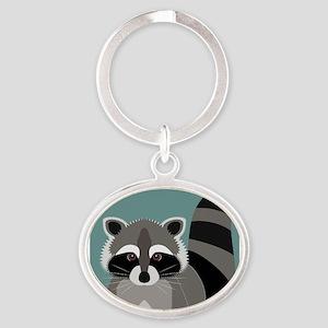 Raccoon Rascal Keychains