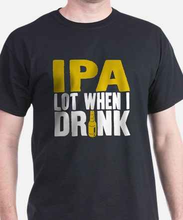 Funny Drink T-Shirt