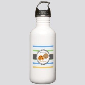 Cute Turtle Personaliz Stainless Water Bottle 1.0L