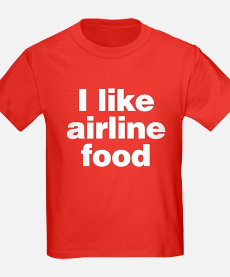 I LIKE AIRLINE FOOD T