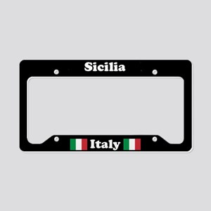 Sicilia IT - LPF License Plate Holder
