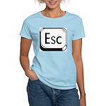 Escape Key Women's Light T-Shirt