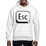 Escape Key Hooded Sweatshirt