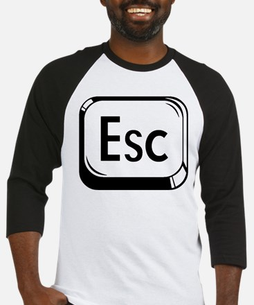 Escape Key Baseball Jersey