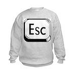 Escape Key Kids Sweatshirt