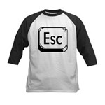 Escape Key Kids Baseball Jersey